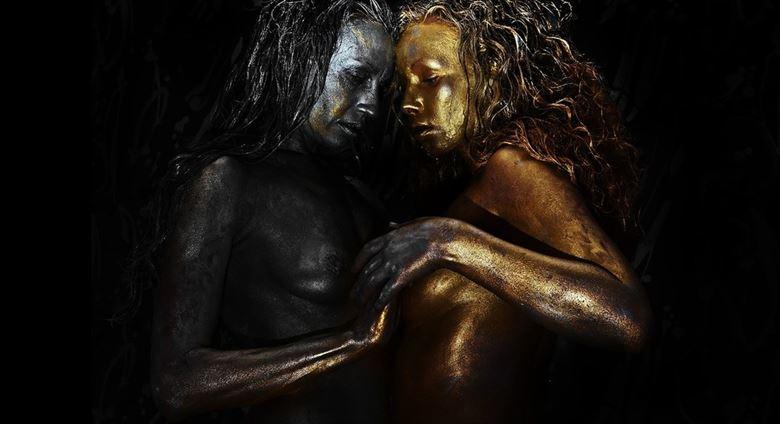 fantasy sensual photo by model asiamint