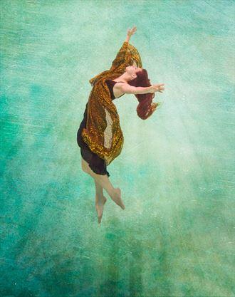 fantasy sensual photo by model mina salome