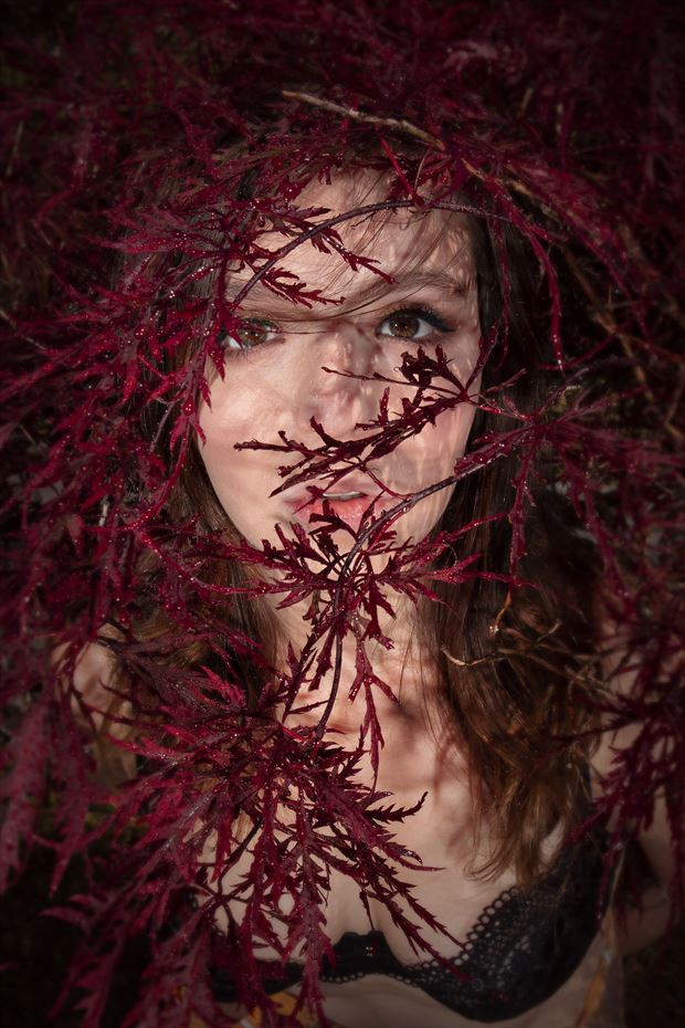 fantasy sensual photo by photographer mikeleblancphotoart