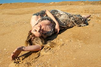 fashion 2 tattoos photo by model cherish a travnick