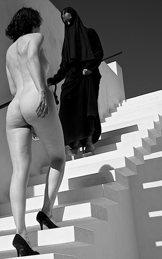fashion freedom artistic nude photo by photographer philip young