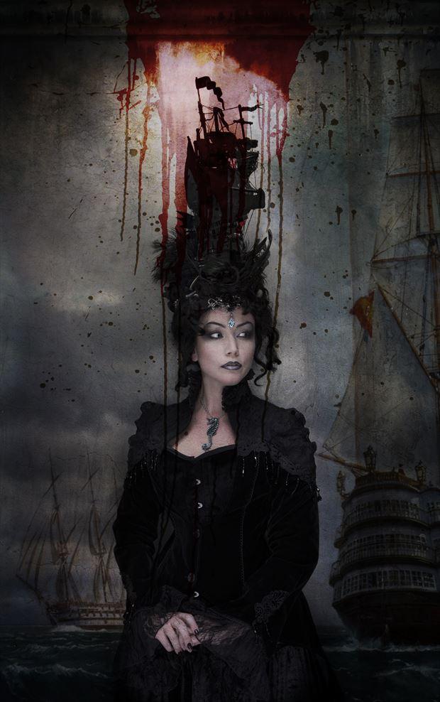 fashion gothic photo by photographer stu williamson