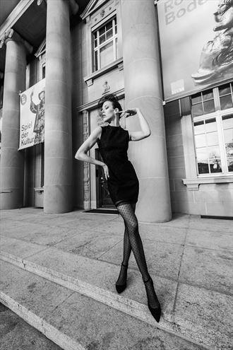 fashion photo by model denisastrakova