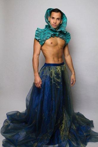 fashion photo by model patrick sabel
