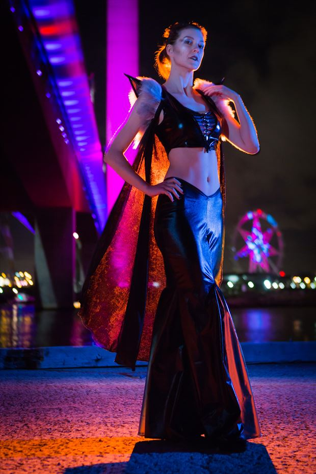 fashion portrait photo by photographer neil creek