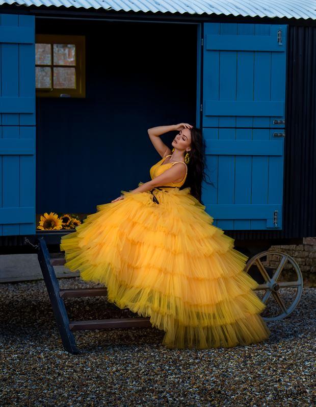 fashion portrait photo by photographer woodman chris