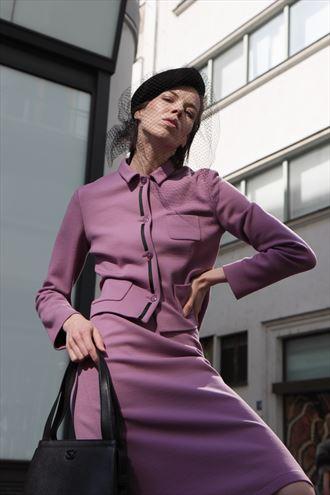 fashion retro photo by model denisastrakova