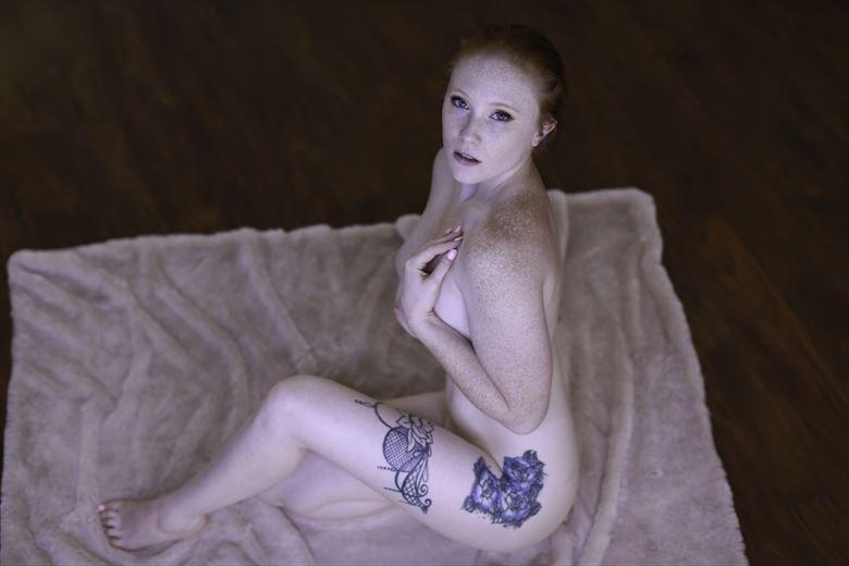 fav tigger artistic nude photo by photographer chris gursky