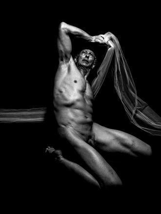 fear studio lighting photo by model artfitnessmodel
