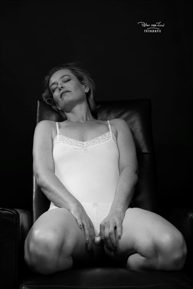 feel sensual photo by model pure