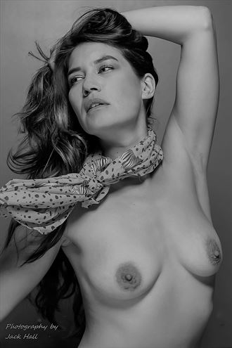 feeling so graceful artistic nude photo by photographer jack hall