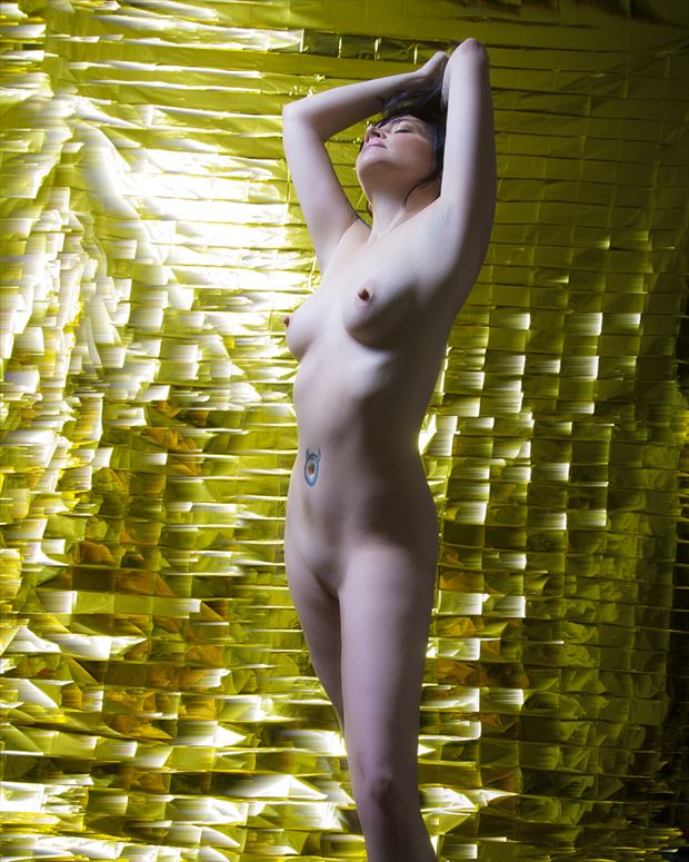 felicia artistic nude photo by photographer george ekers