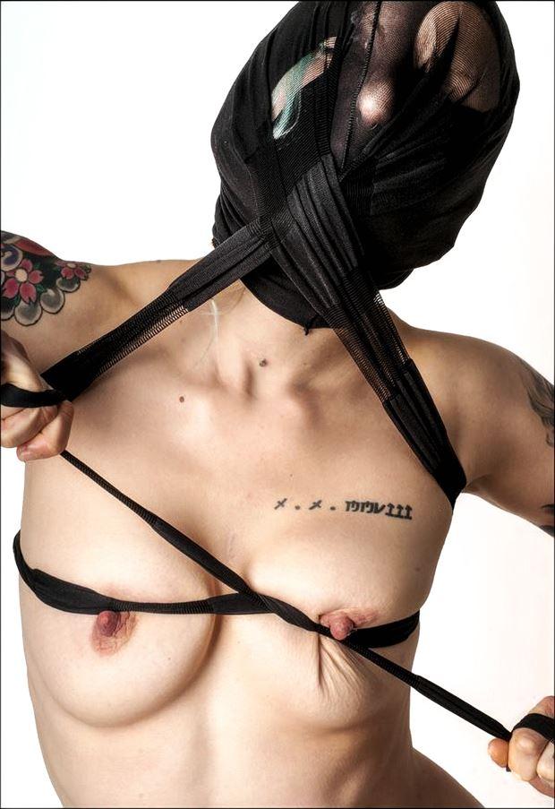 fetish alternative model photo by photographer no 7