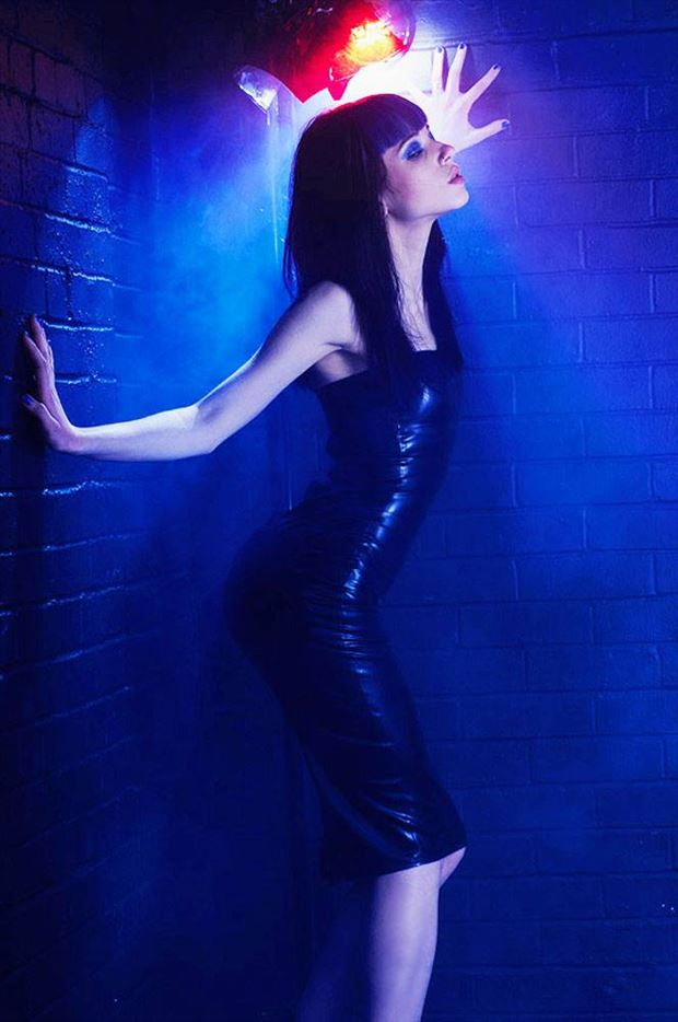 fetish sensual photo by model lydia del graves