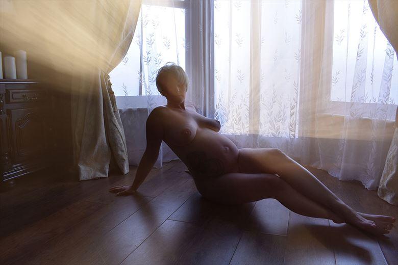 fever dream artistic nude photo by photographer gadget