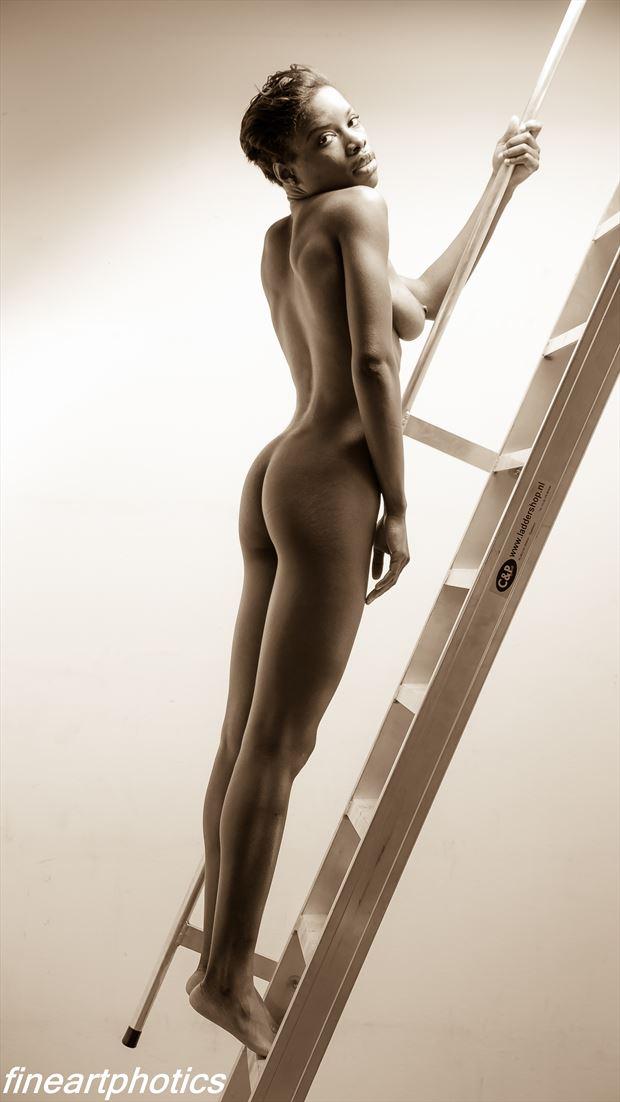 figure study artistic nude artwork by photographer fine art photics