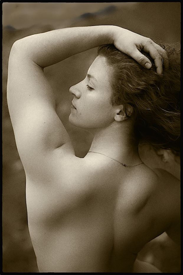 figure study photo by model madeline reynolds