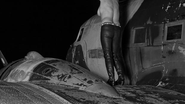 film noir casablanca artistic nude photo by photographer avant garde_art