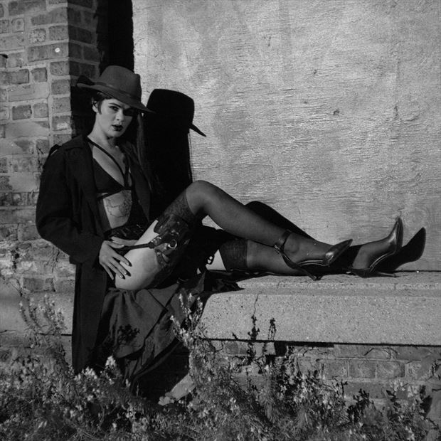 film noir the private detective ii fantasy photo by photographer avant garde_art