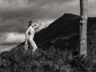 finally the hills are without eyes artistic nude photo by photographer rascallyfox