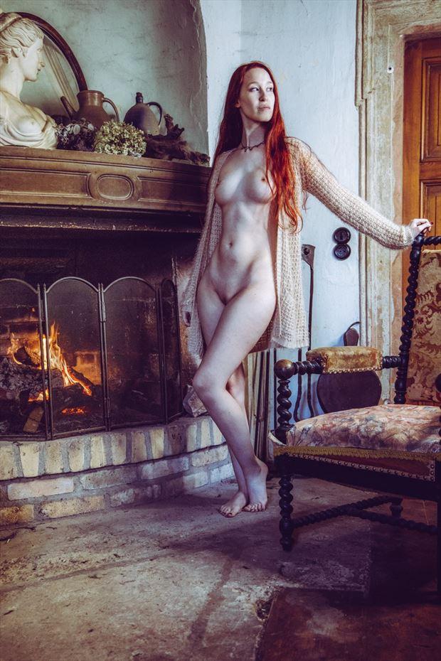 fireplace vintage style photo by photographer jens schmidt