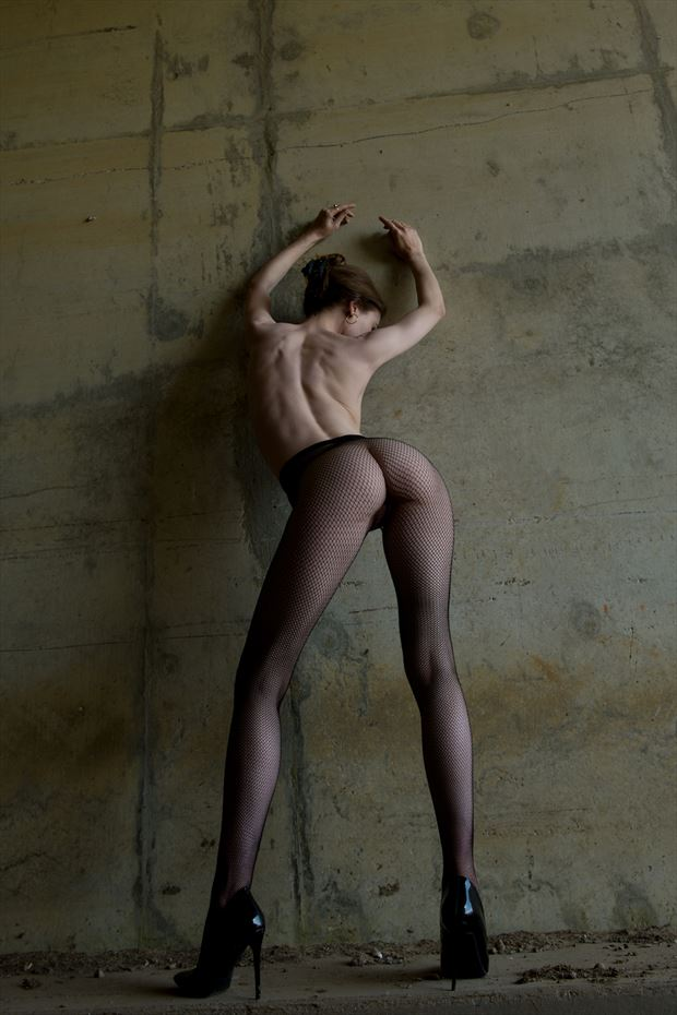 fishnets artistic nude photo by photographer romanywg