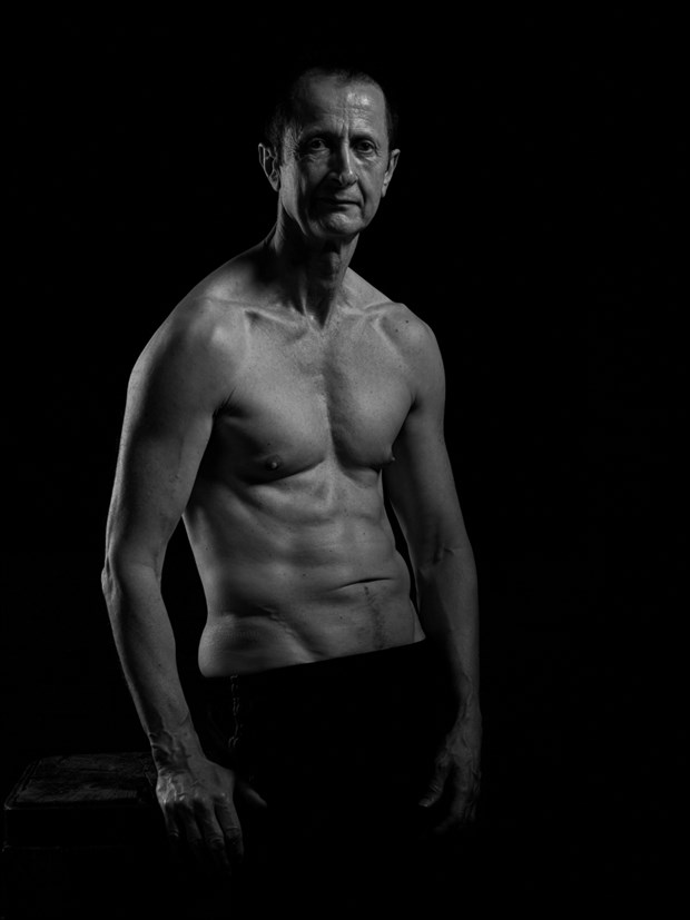 fitness Figure Study Photo by Model david51