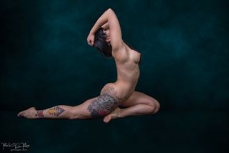 flex artistic nude photo by photographer perfect gs picture