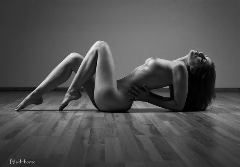floor exercise artistic nude photo by photographer blackthorne