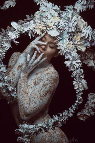 flowers 01 artistic nude photo by photographer matt schmidt