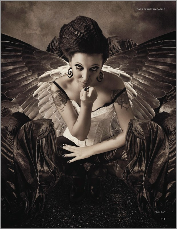 follow me Fantasy Artwork by Model Miss be