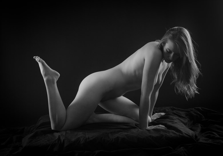 foot Artistic Nude Photo by Photographer Allan Taylor