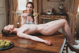 forbidden fruit part 2 artistic nude artwork by photographer mr muliebris