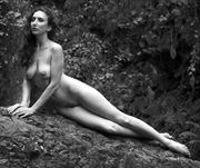 forest creature artistic nude photo by photographer eric lowenberg