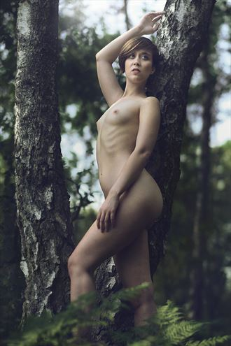 forest fern 0 artistic nude artwork by photographer pegico_art