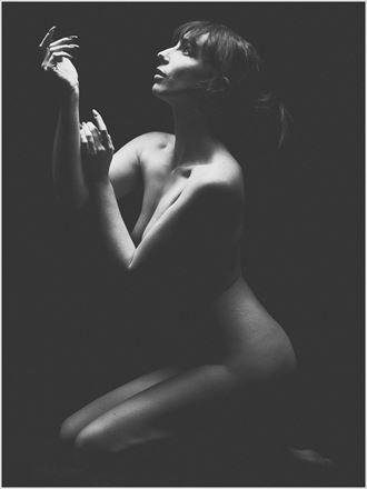 forgiveness artistic nude photo by photographer bob simpson