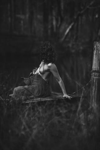 forgotten dock artistic nude photo by photographer rhett