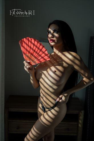 fosari model carlie hight artistic nude photo by photographer fosari