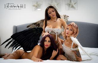 fosari various models lingerie photo by photographer fosari