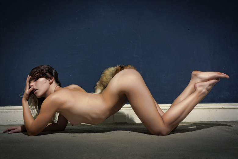 foxtail Artistic Nude Photo by Model VexV oir