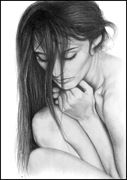 fragility portrait artwork by artist subhankar biswas
