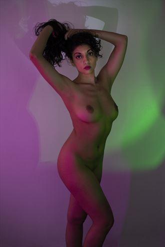 francisca borealis artistic nude photo by photographer jos%C3%A9