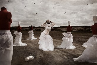 freak le chic surreal photo by photographer button moon