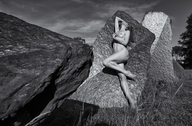 fredau  Rocks Artistic Nude Photo by Photographer BenErnst