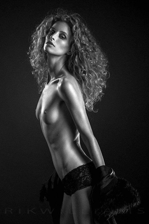 fredau 02 artistic nude photo by photographer rik williams