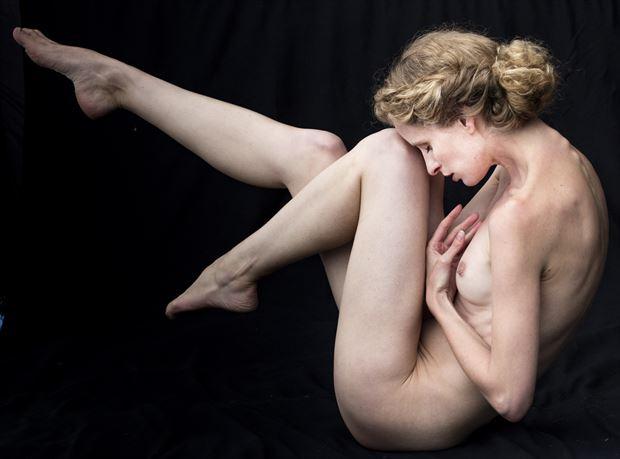 fredau in mendocino artistic nude photo by photographer evan