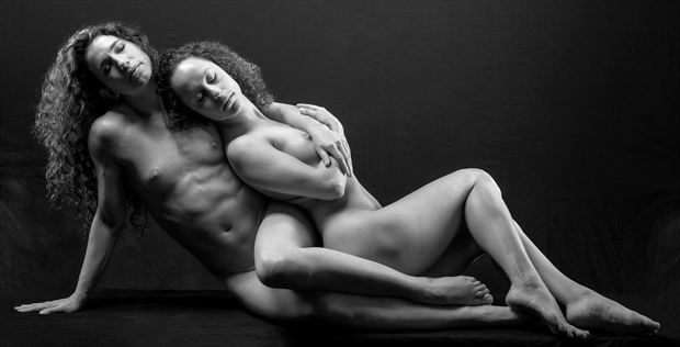 friendship artistic nude photo by photographer gpstack