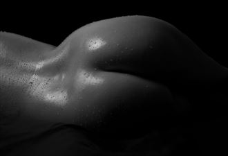 from darkness to light artistic nude photo by photographer mick egan