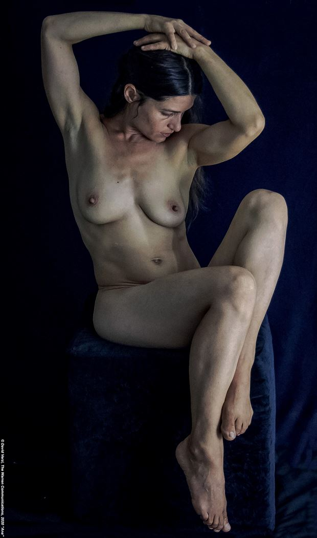 from the ana series of the warren communications nude naturally portfolio artistic nude photo by photographer warrencommunications