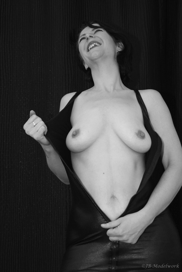 fun Artistic Nude Photo by Photographer JB Modelwork